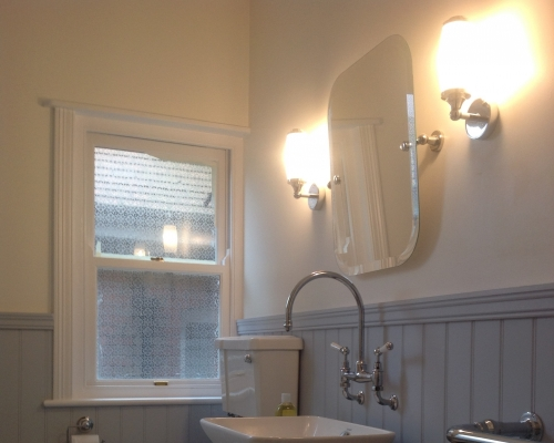 Family Bathroom for our client in Brighton