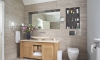 Boutique-style master ensuite —Balcombe, West Sussex