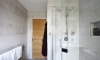 Modern, deluxe family bathroom —Kingston