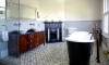 Luxurious Master Ensuite with Bronze Fittings —Surrenden Road, Brighton