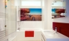 Quirky Beach Themed Bathroom —Westbourne Villas, Hove