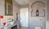 Moroccan-inspired with Feature Basin and Cabinetry —Hove