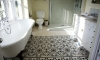 French / Victorian inspired Bathrooms —Mulberry House, Upper Beeding