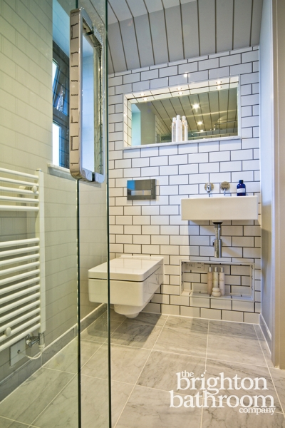 New York Loft Style Wetroom —Dyke Road, Hove | The ...