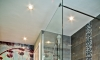 Brighton Seafront Masculine Wetroom —Embassy Court, Brighton