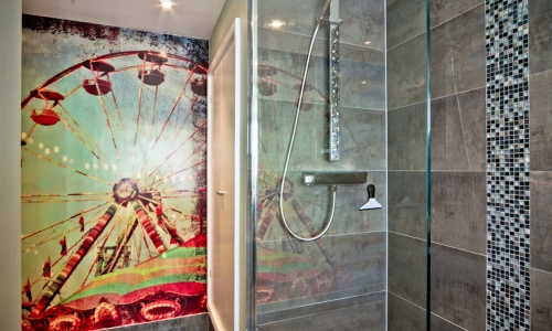 Image: Brighton Seafront Masculine Wetroom
