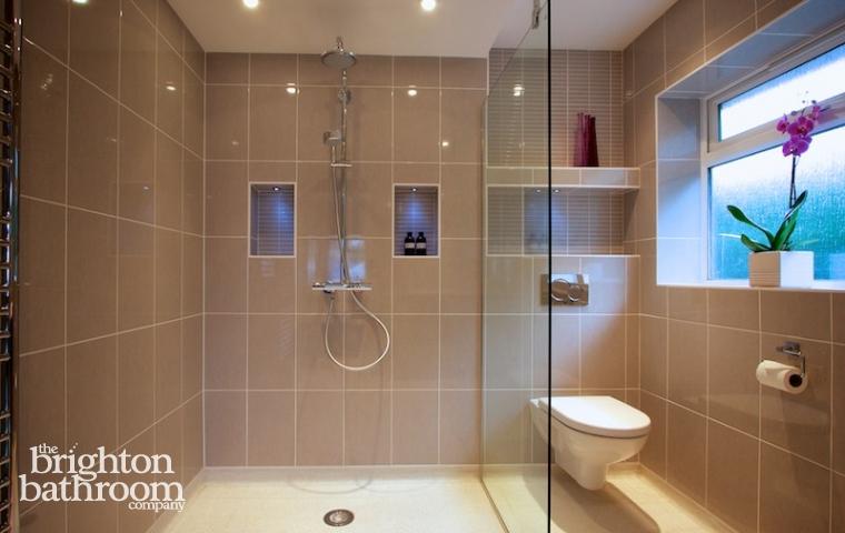 Designer disabled wetrooms the brighton bathroom company for Bathroom designs for disabled