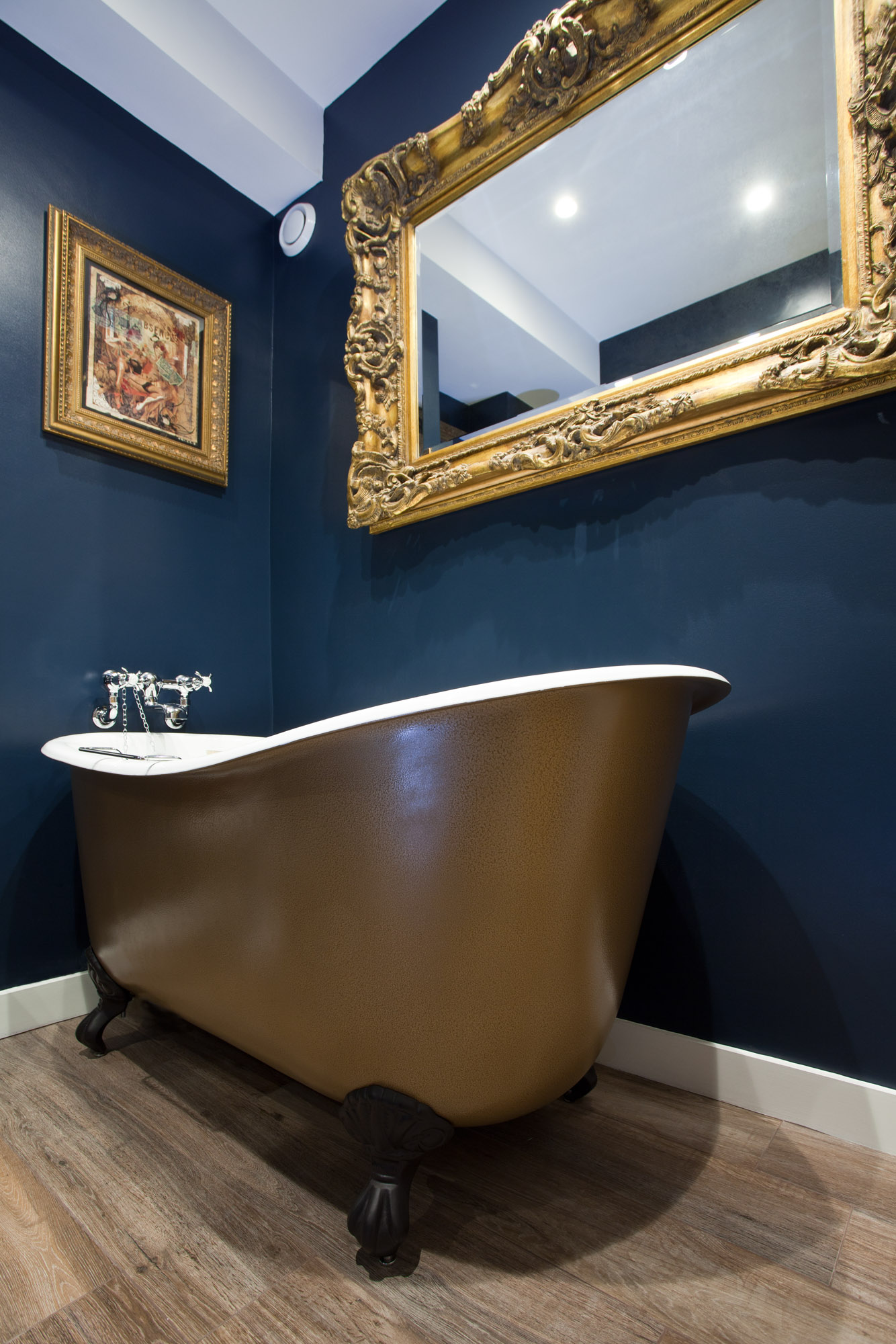 Creating wow factor with freestanding baths | The Brighton Bathroom ...