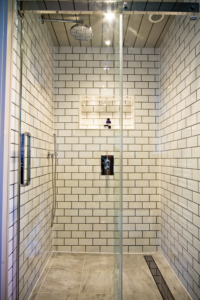 New York Loft Style Wetroom London The Brighton