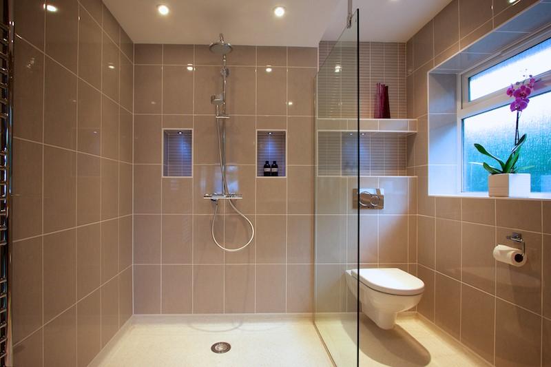 Designer Disabled Bathrooms | The Brighton Bathroom Company