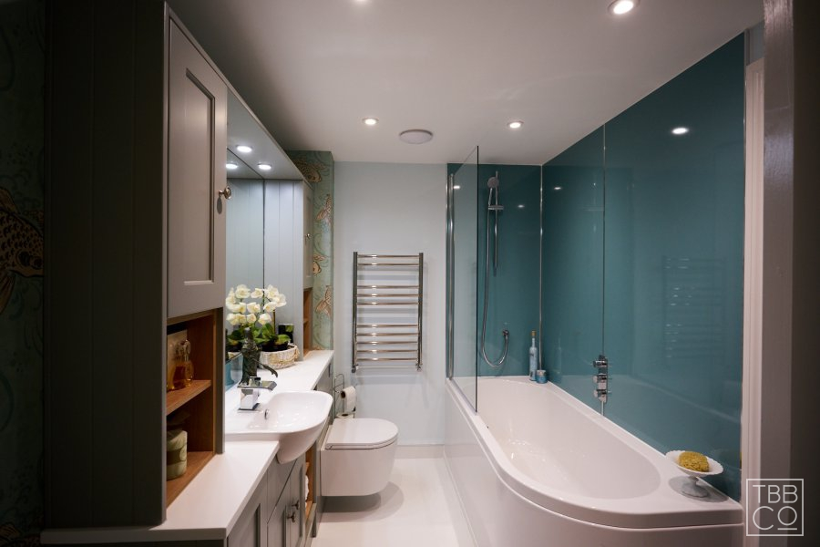 en-suite bathroom design brighton