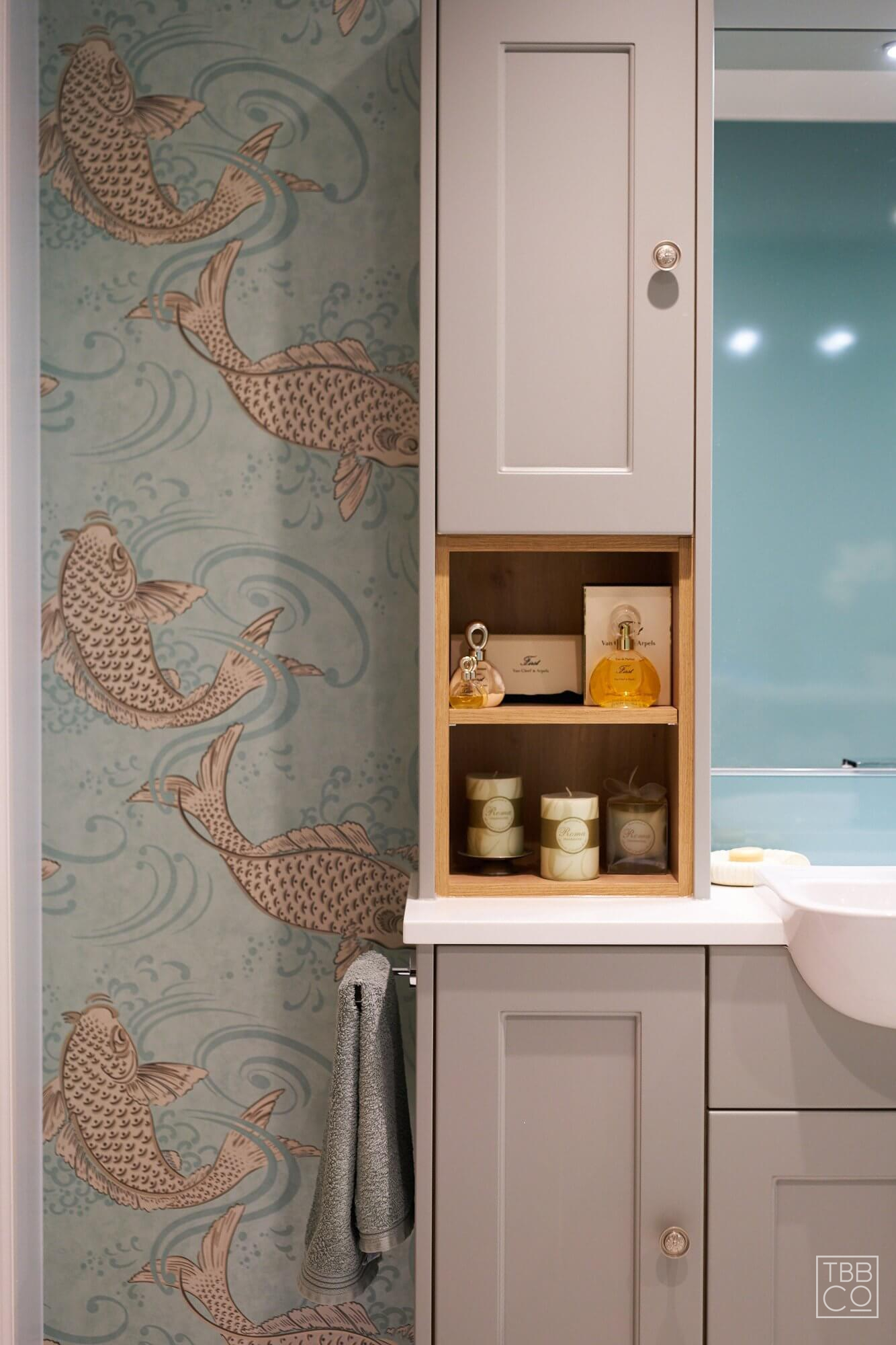 bespoke bathroom storage brighton